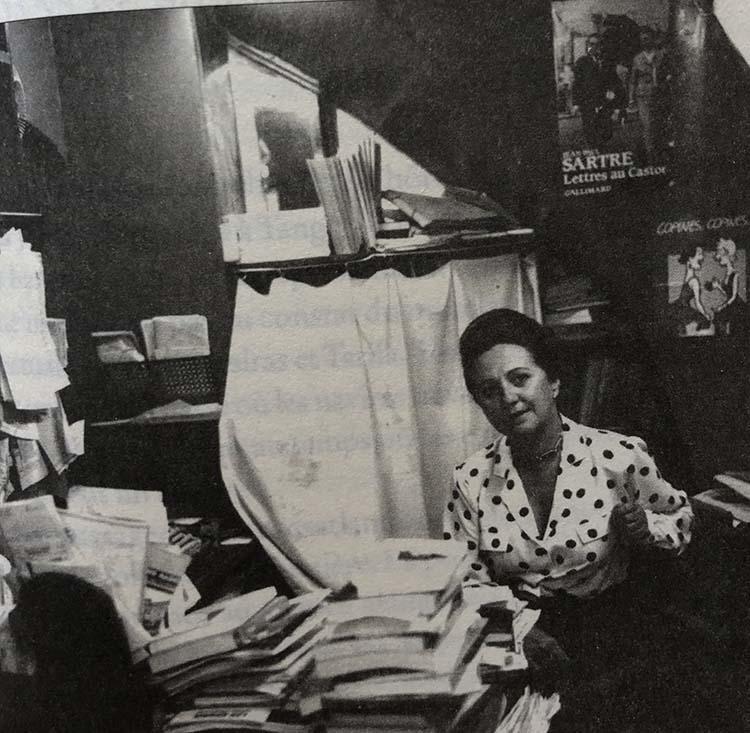 rachel-librairie des colonnes 1986