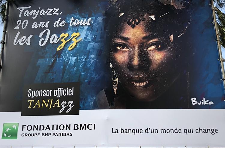 Fondation BMCI le grand et fidèle partenaire de Tanjazz