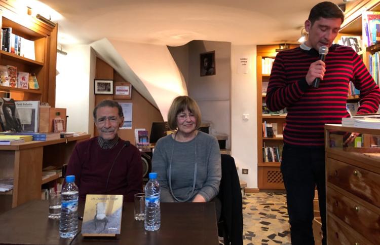 Lotfi tanger-experience - le web magazine de Tanger - Lotfi Akalay aux Colonnes de Tanger