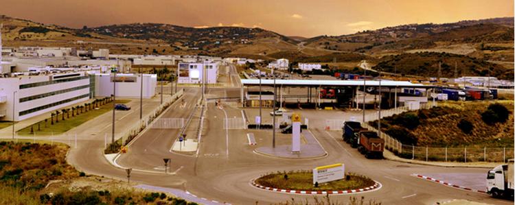 tanger-experience - le web magazine de Tanger - Renault Tanger 12% des voitures de Renault