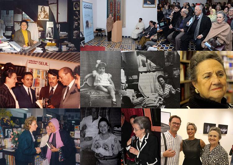 tanger-experience - le web magazine de Tanger - Hommage à Rachel Muyal