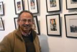 Mohamed Raiss El Fenni, il peint l'infiniment petit.