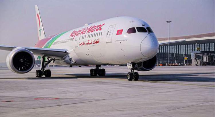 Suspension des vols entre le Maroc et la France.