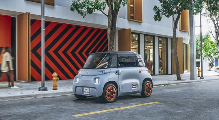 tanger-experience - le web magazine de Tanger - Citoen lance la nouvelle voiture éléctrique Ami