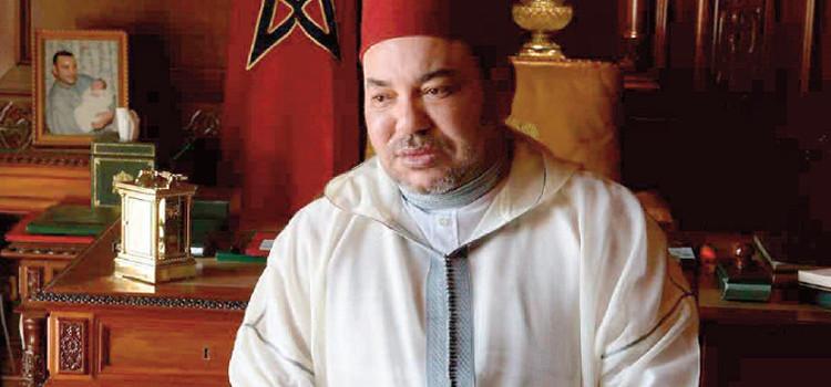 Distribution alimentaire du Ramadan par la Fondation Mohammed VI.