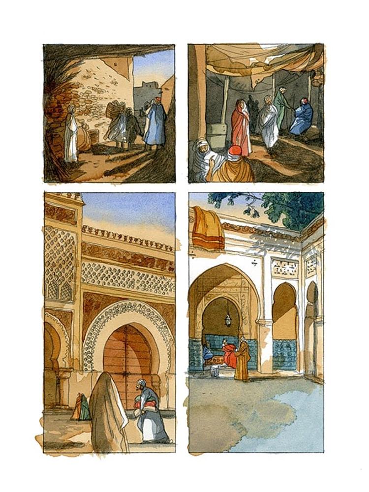 tanger-experience - le web magazine de Tanger - Ibn Battouta dernier Akalay
