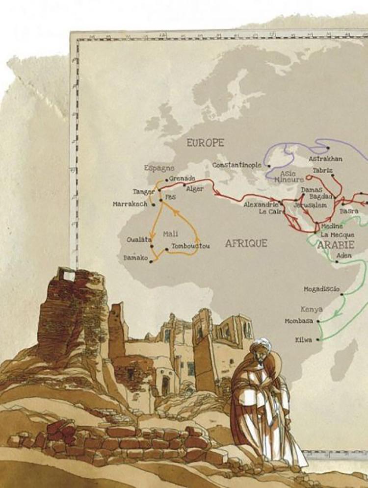 tanger-experience - le web magazine de Tanger - Ibn Battouta dernier Akalay-Alessandra