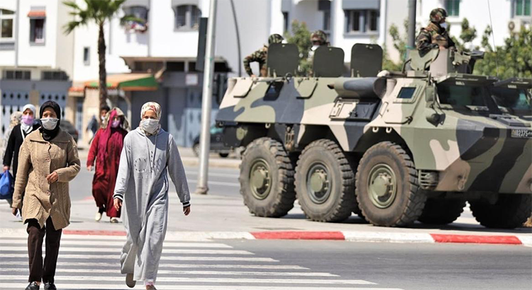 tanger-experience - le web magazine de Tanger - Etat urgence