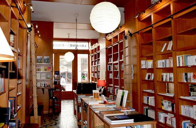 Librairie des Colonnes Tanger par Jess Cherkaoui