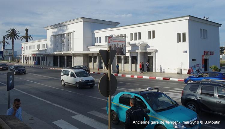 tanger-experience - le web magazine de Tanger - le train sur la plage de Tanger