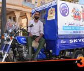 Le «lavage mobile» à Tanger pour contrer la crise.