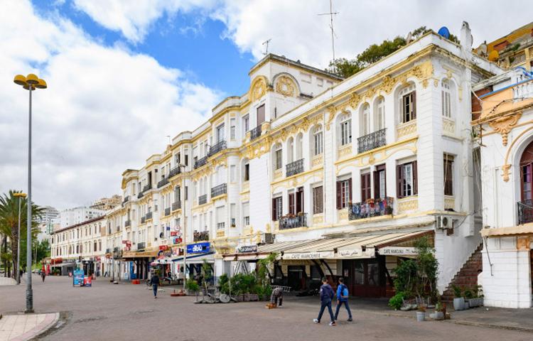 tanger-experience - le web magazine de Tanger - Immeubles Renschhaussen de Tanger
