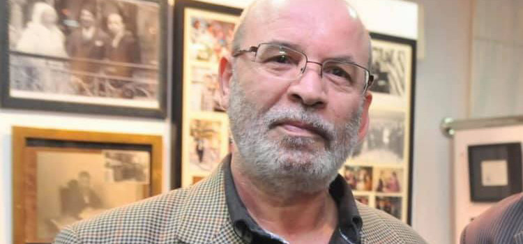 L'exposition hommage de Ahmed Al Barrak.