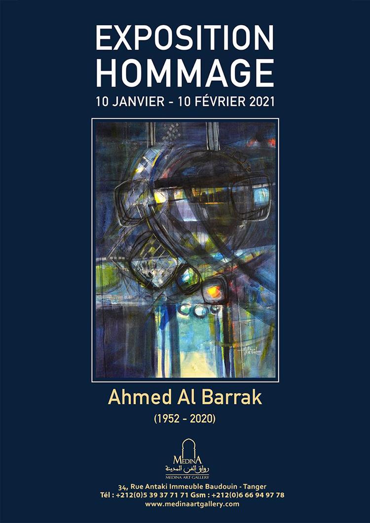 tanger-experience - le web magazine de Tanger - Ahmed Al Barrak - Exposition