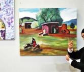 «Venez nous entendre», une exposition d'enfants sourds à Tanger.