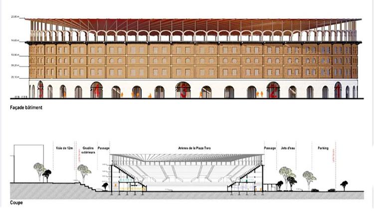 tanger-experience - le web magazine de Tanger -  renouveau Plaza Toro Tanger