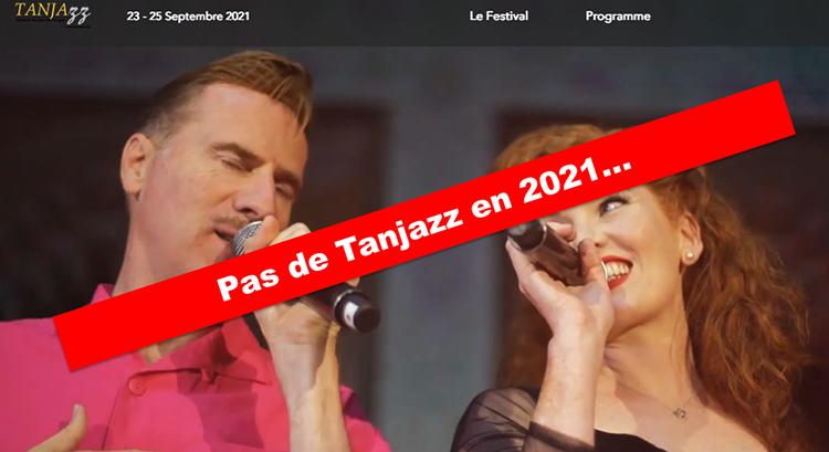 tanger-experience - le web magazine de Tanger - Pas de Tanjazz en 2021