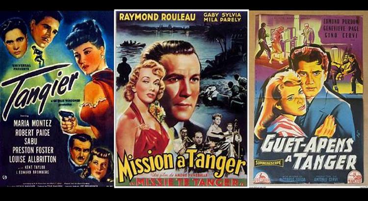 Tanger, nid d'espions !