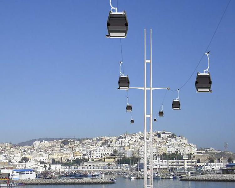tanger-experience - le web magazine de Tanger - Le téléphérique de Tanger pour 2024