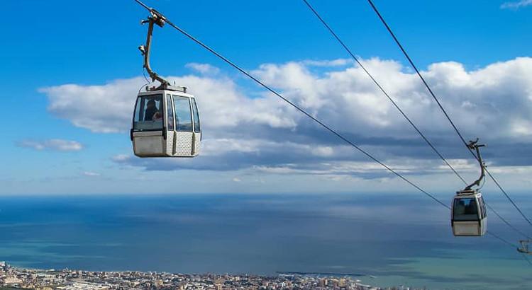Téléphérique de Tanger, c'est pour 2024.